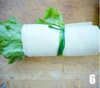 蔬豆卷的做法