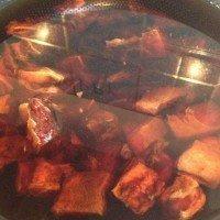 西红柿牛腩炖土豆的做法