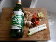 老蒜啤酒鸭的做法