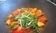 菠萝番茄炒牛肉的做法