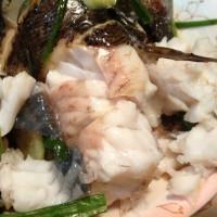 清蒸笋壳鱼的做法