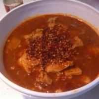 泼辣水煮肉的做法
