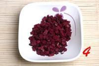 紫薯桂花红枣的做法