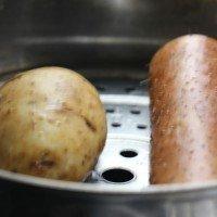 土豆泥山药饼的做法