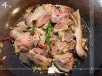 干锅鸭的做法