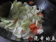 酸辣白菜粉丝煲的做法