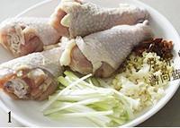 左中棠鸡的做法