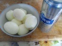 啤酒卤蛋的做法