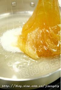 青豆仁软糖的做法
