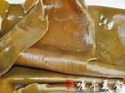 凉拌海带丝的做法