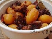 排骨炖小土豆的做法