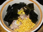 天麻骨头汤的做法