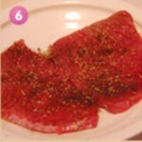 红酒黑胡椒牛排的做法