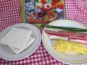 吐司寿司卷的做法