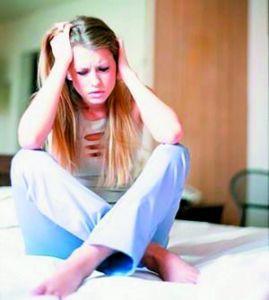 产褥期抑郁症