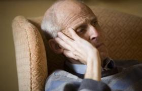 老年期抑郁症