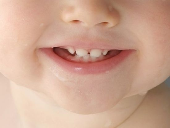 宝宝长牙是什么症状