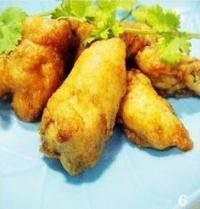 软炸蛎黄的做法