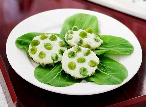 莲蓬豆腐的做法
