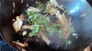 大白菜炖木耳的做法